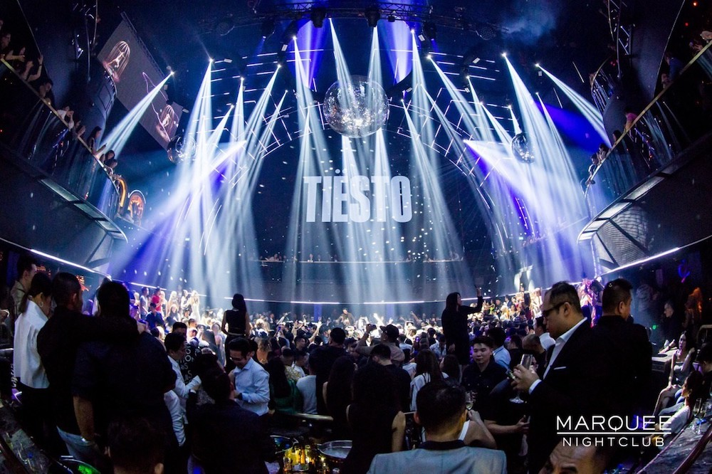 Marina Bay Sands Nightclub