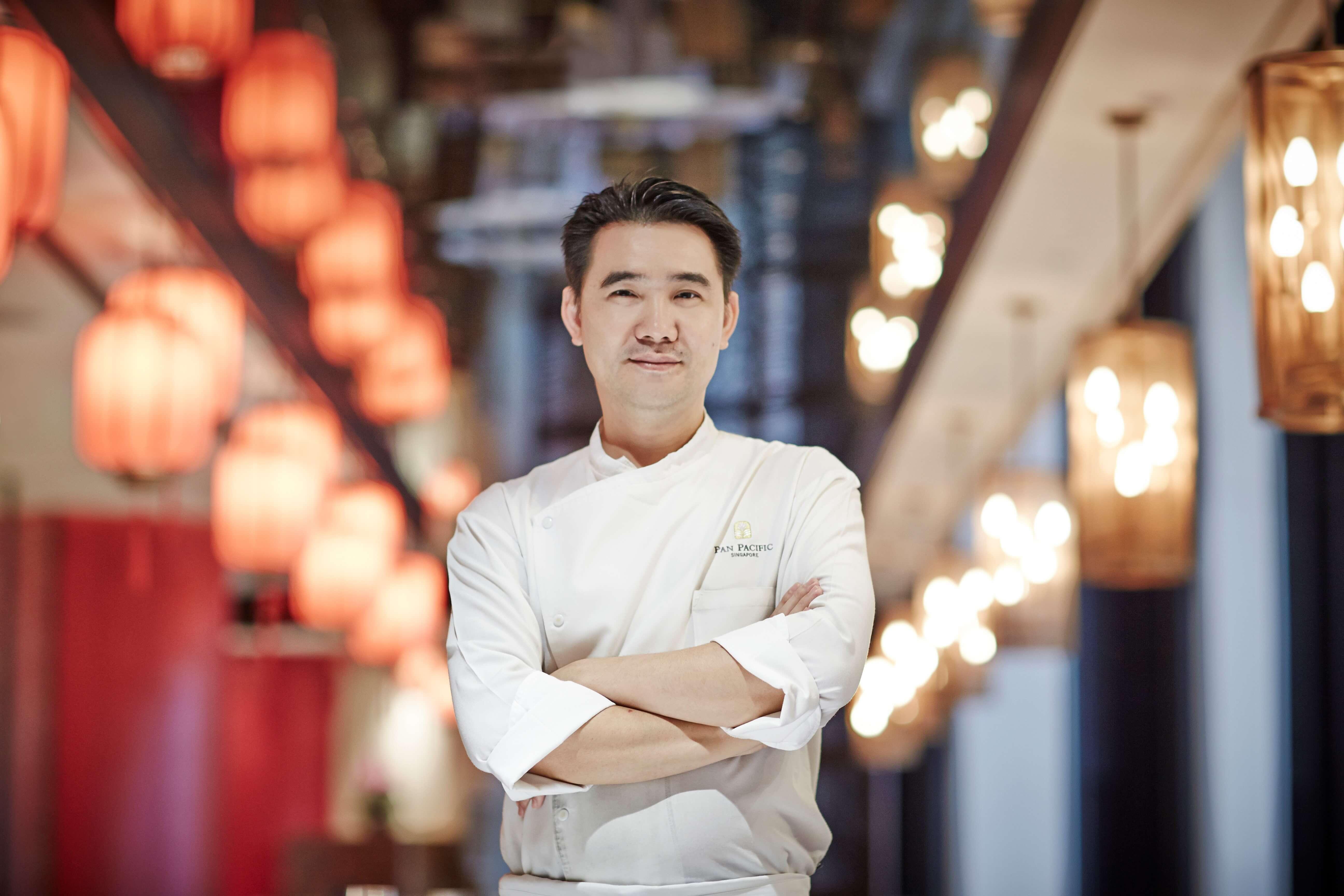 Ben Zeng, executive chef at Hai Tien Lo (Photo: Hai Tien Lo)