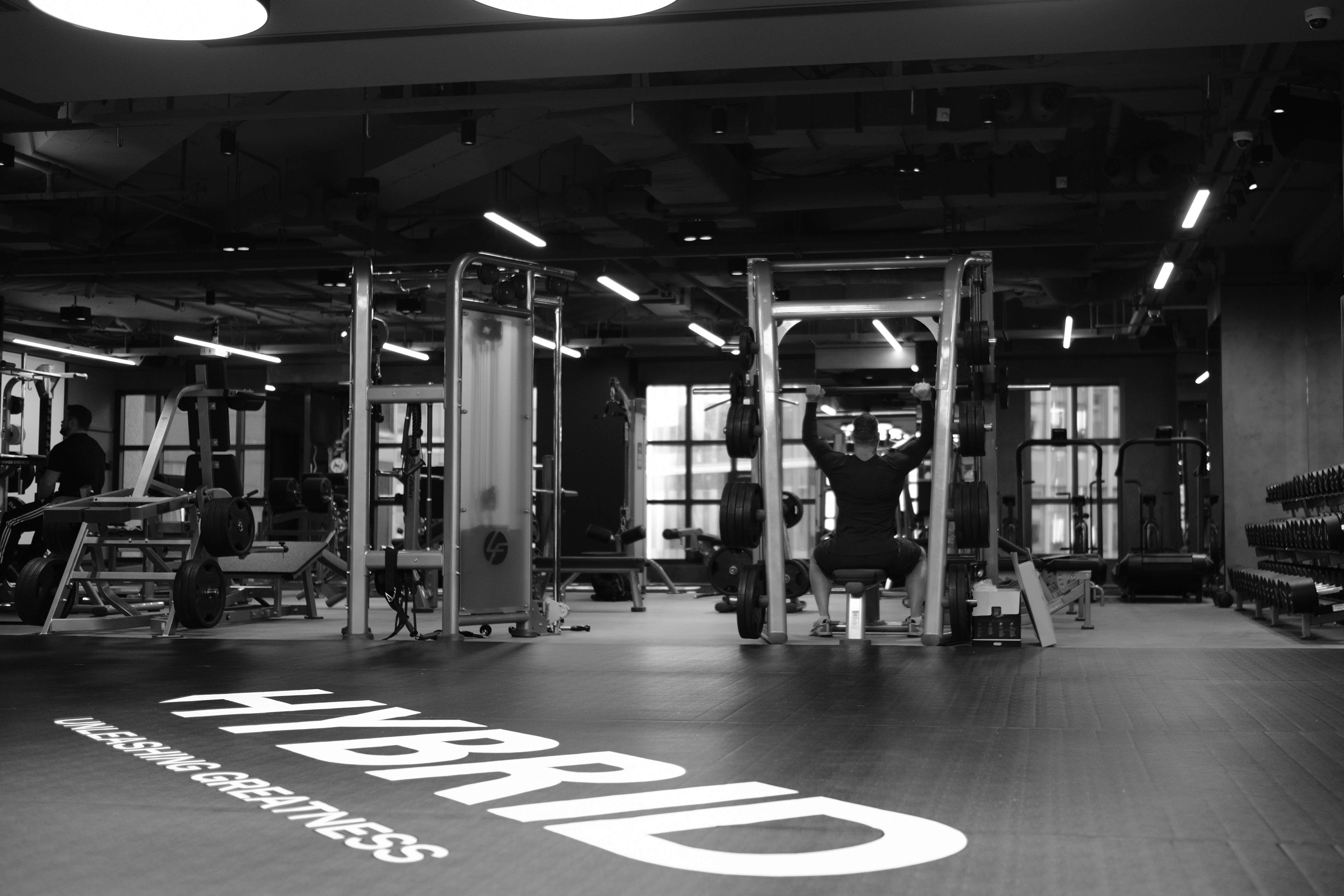 best gyms Hong Kong