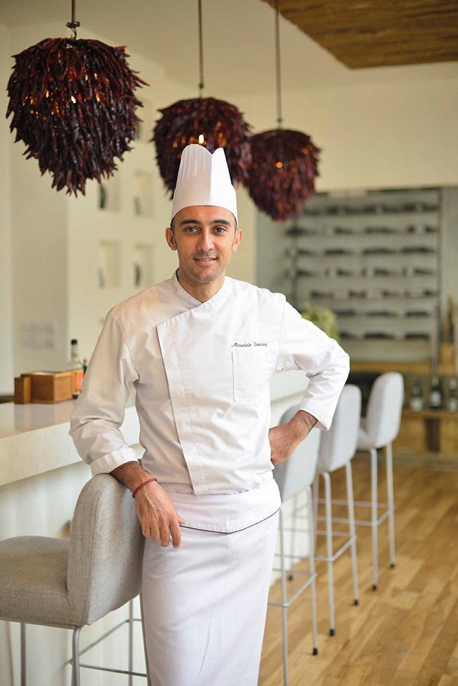 Chef Maurizio Bombini: From Mandapa to Mauri