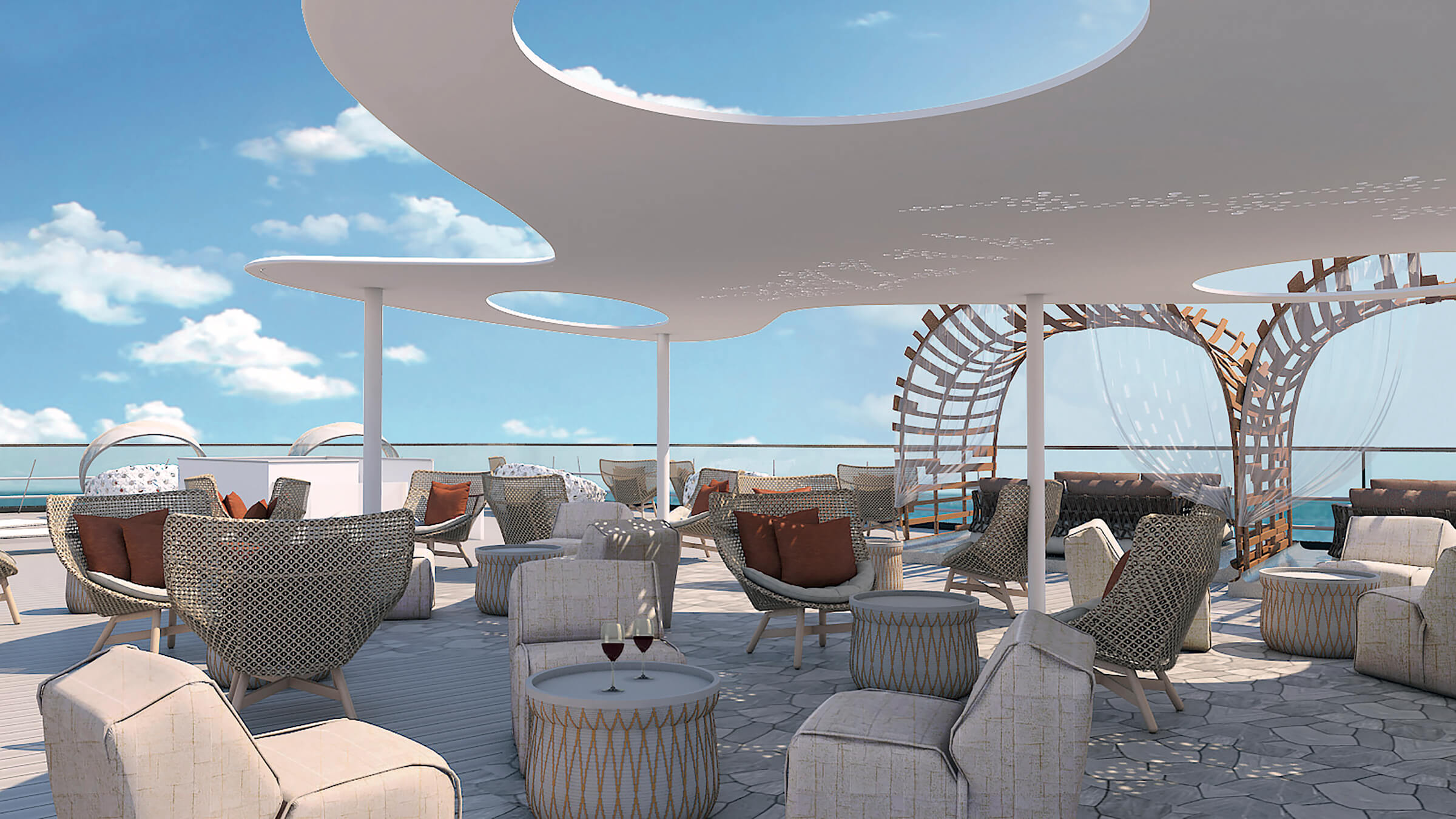 Celebrity Cruises offers a glimpse of sustainable travel with its new ship