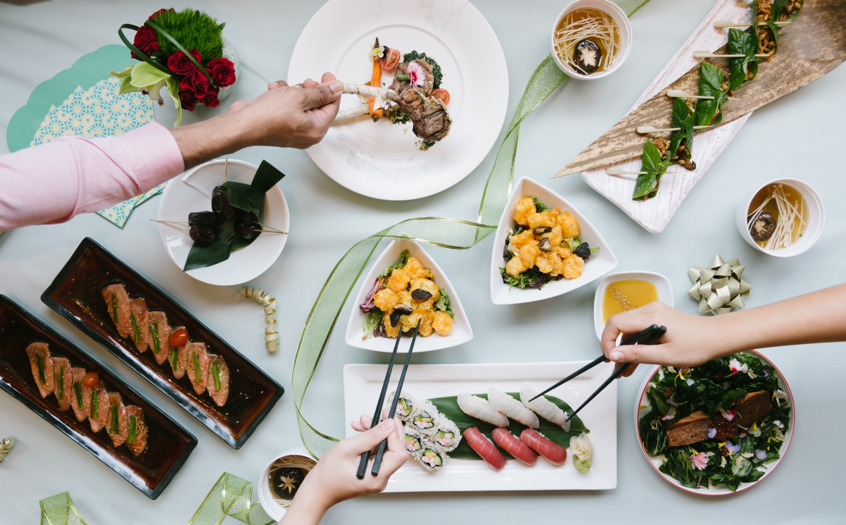 Absolutely try this: Nobu Kuala Lumpur's Twilight Symphony for the Holy month