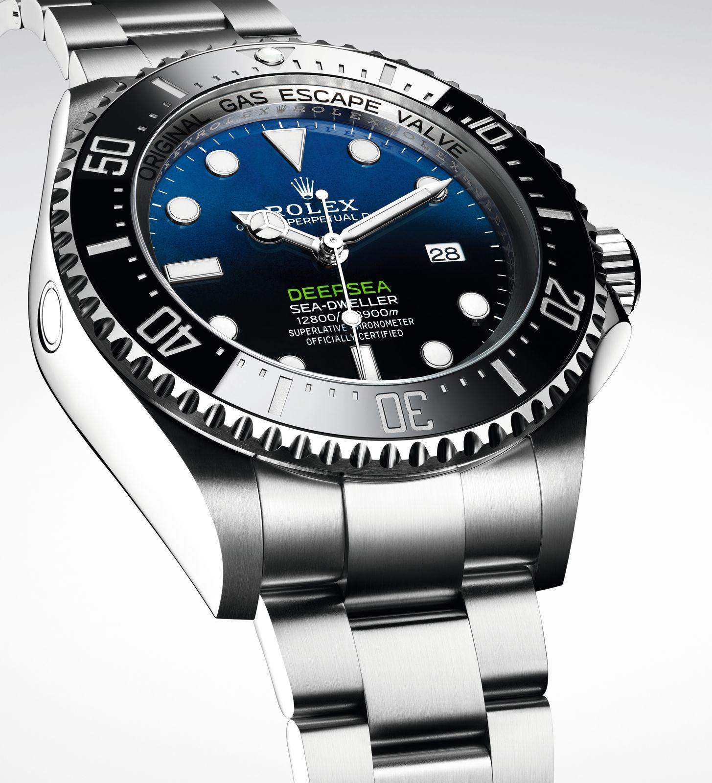 Oyster Perpetual Rolex Deepsea (Photo: Rolex)