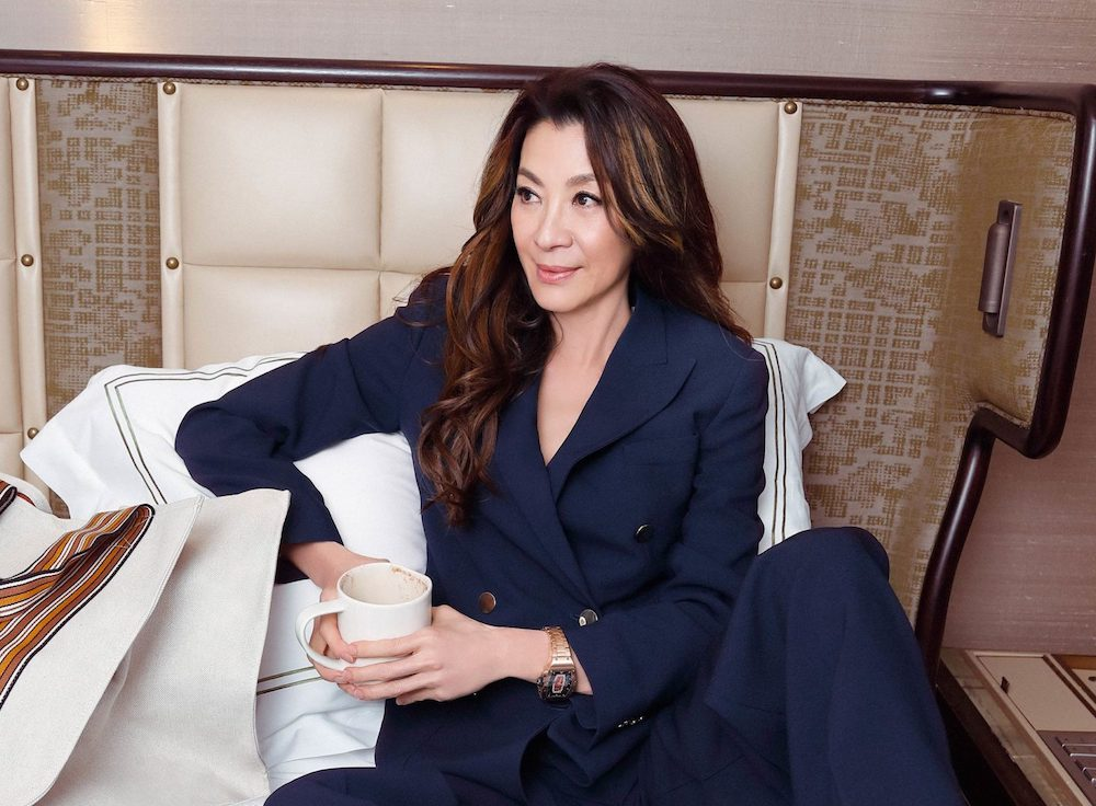 Michelle Yeoh Is Less Tiger Mom and More Your Favourite Auntie