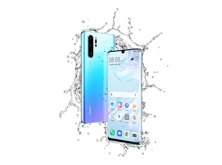 Huawei P30 and P30 Pro phones