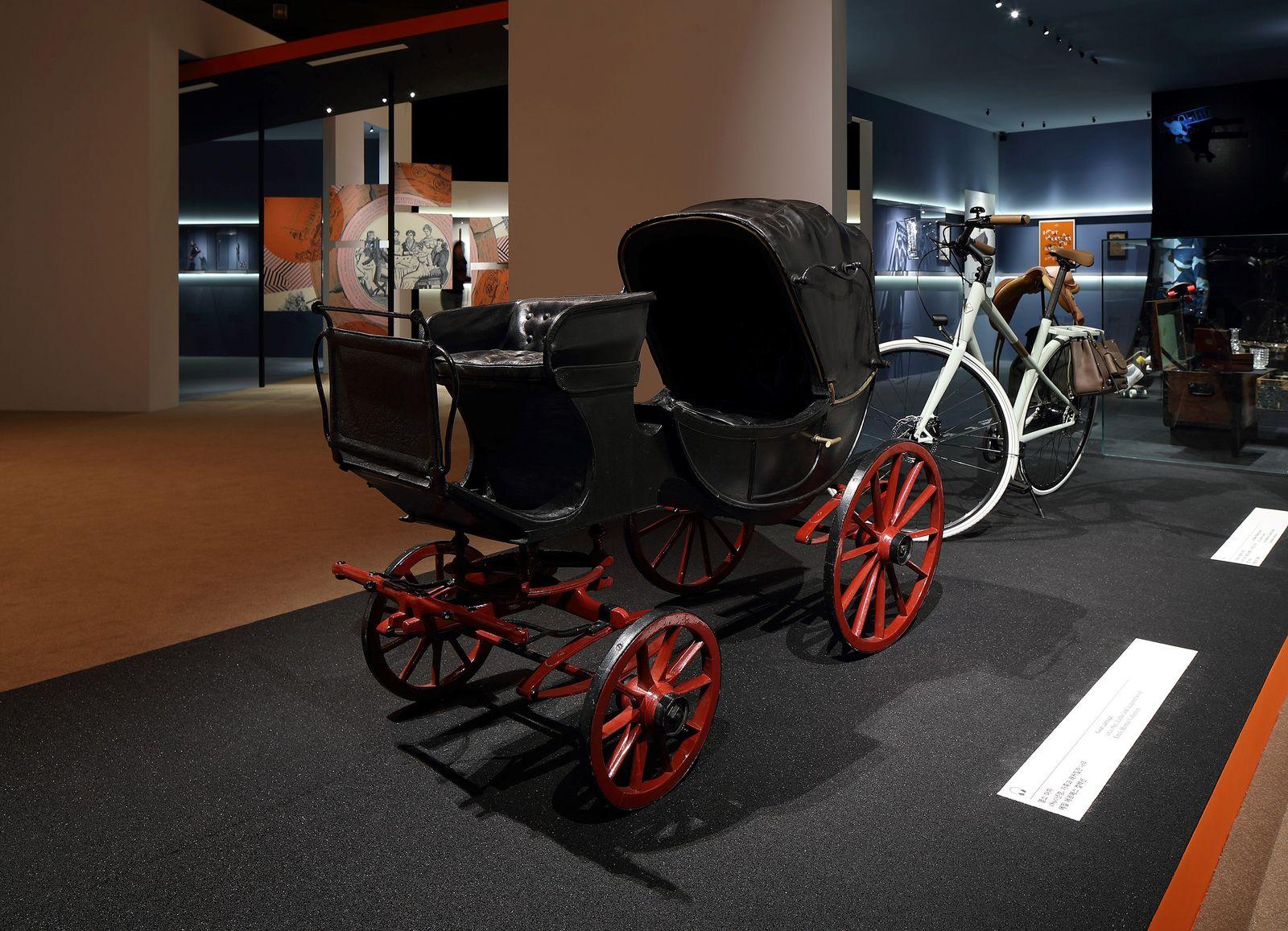 Goat carriage (Photo: Hermès)