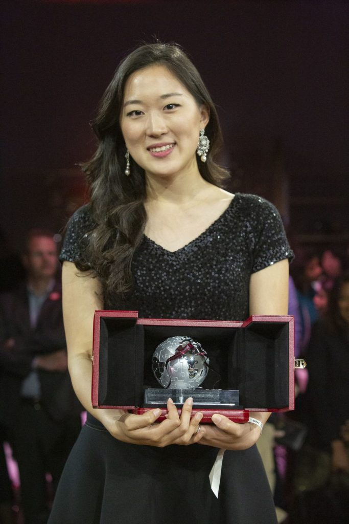 Yeon Jeong Cho (South Korea, East Asia) Cartier Women's Initiative Award 2019