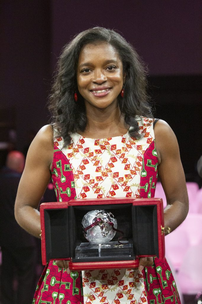 Manka Angwafo (Cameroon, Sub Saharan Africa) Cartier's Women Initiative Awards 2019
