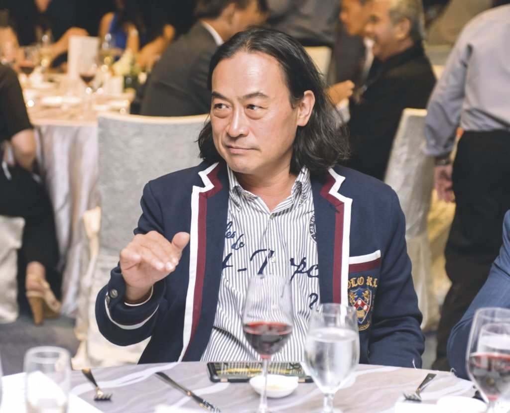 Michael Ma Seakeepers Society Awards