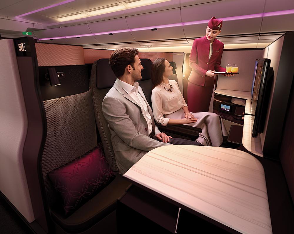 best Business Class Seat