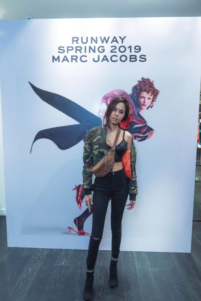 Marc Jacobs Spring/Summer 2019 collection preview party