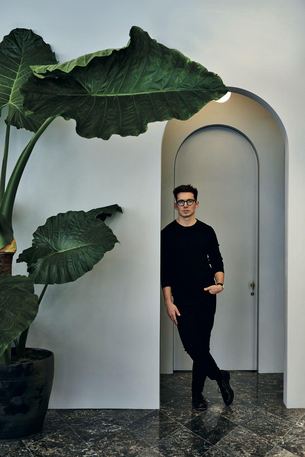 Erdem Moralioglu fashion designer
