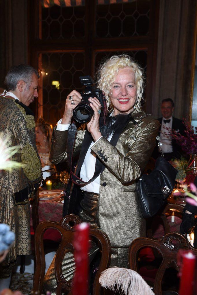 Dior Tiepolo Ball Ellen Von Unwerth