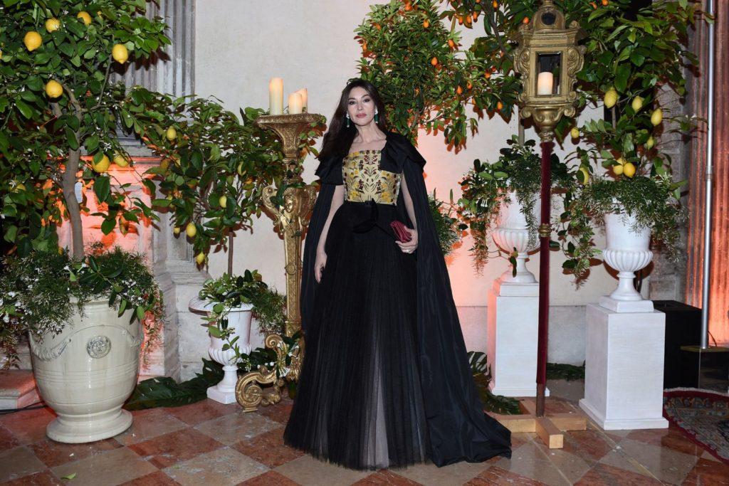Dior Tiepolo Ball Monica Bellucci