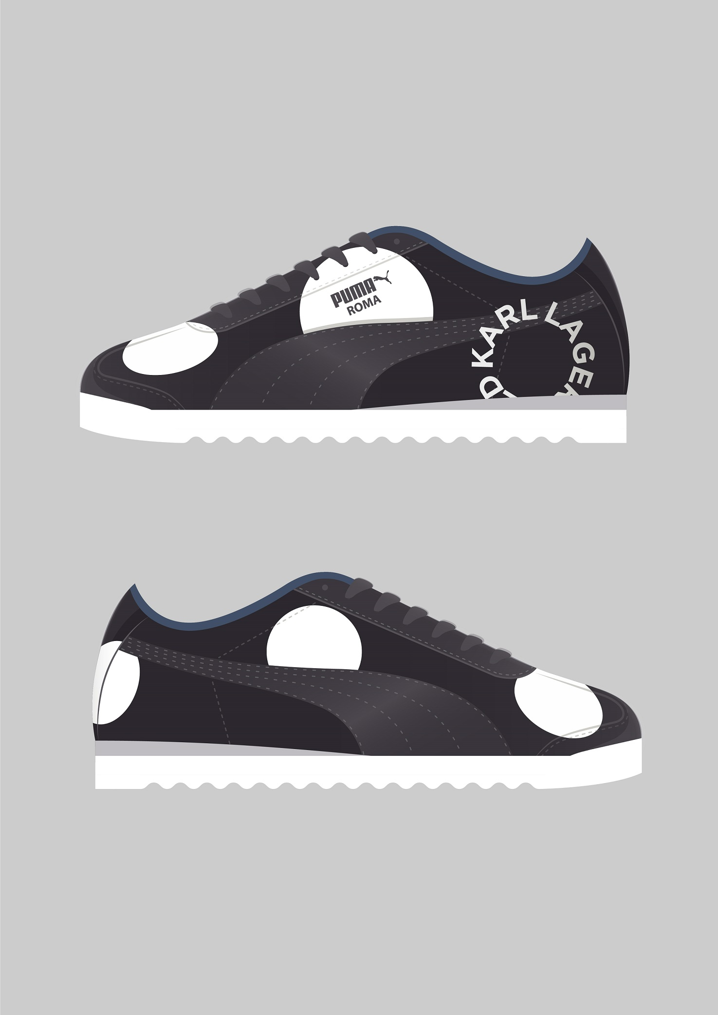 Designer sneakers: When high street takes on streetwear