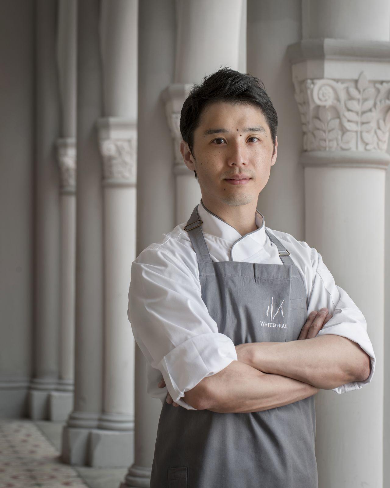 Head chef Takuya Yamashita (Photo: Whitegrass)