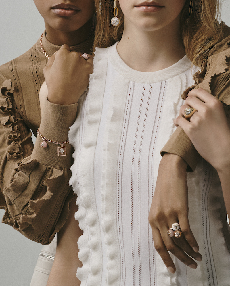 Louis Vuitton's new jewellery collection marks the first for its artistic director