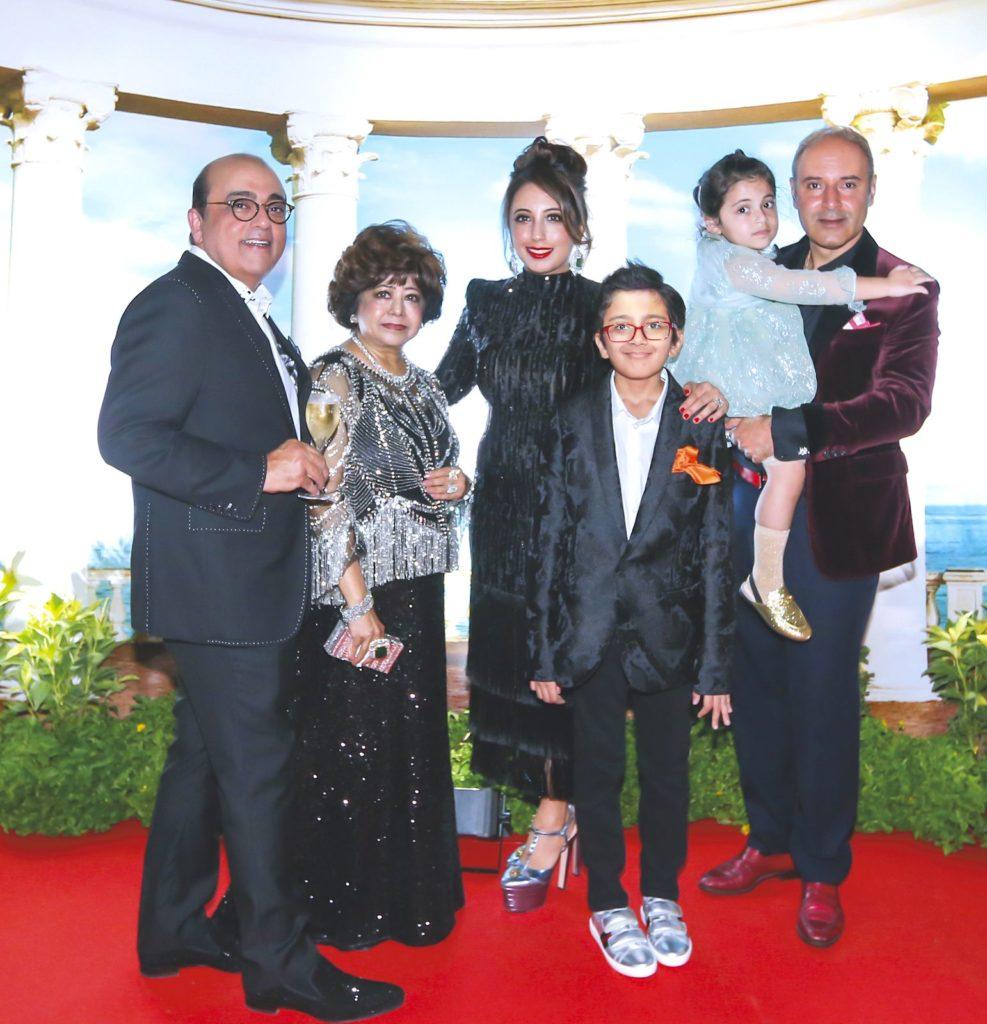 Don Bobby Hiranandani's six-month celebrations