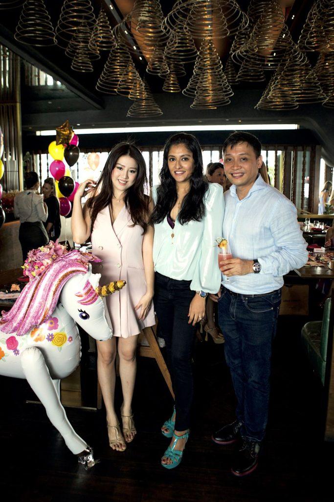 Serene Chua Candyland birthday celebration