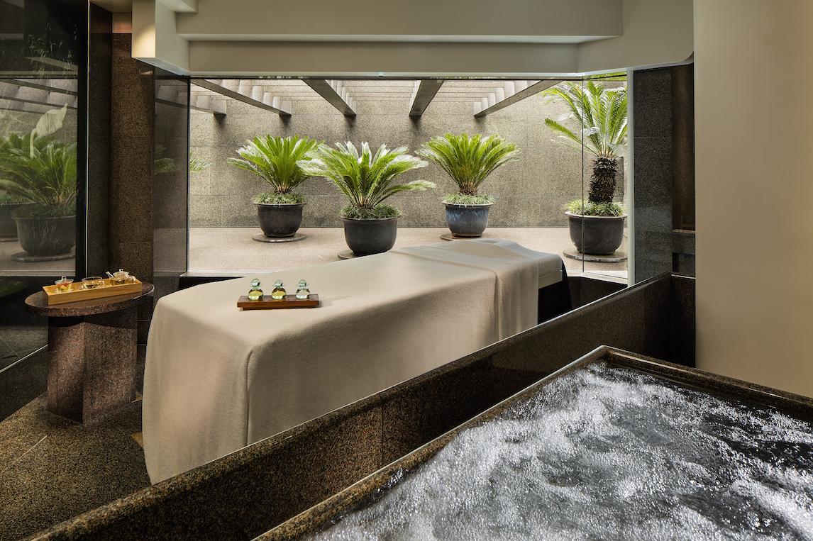 Spa Review A Wellness Escape To Grand Hyatt S Plateau Spa
