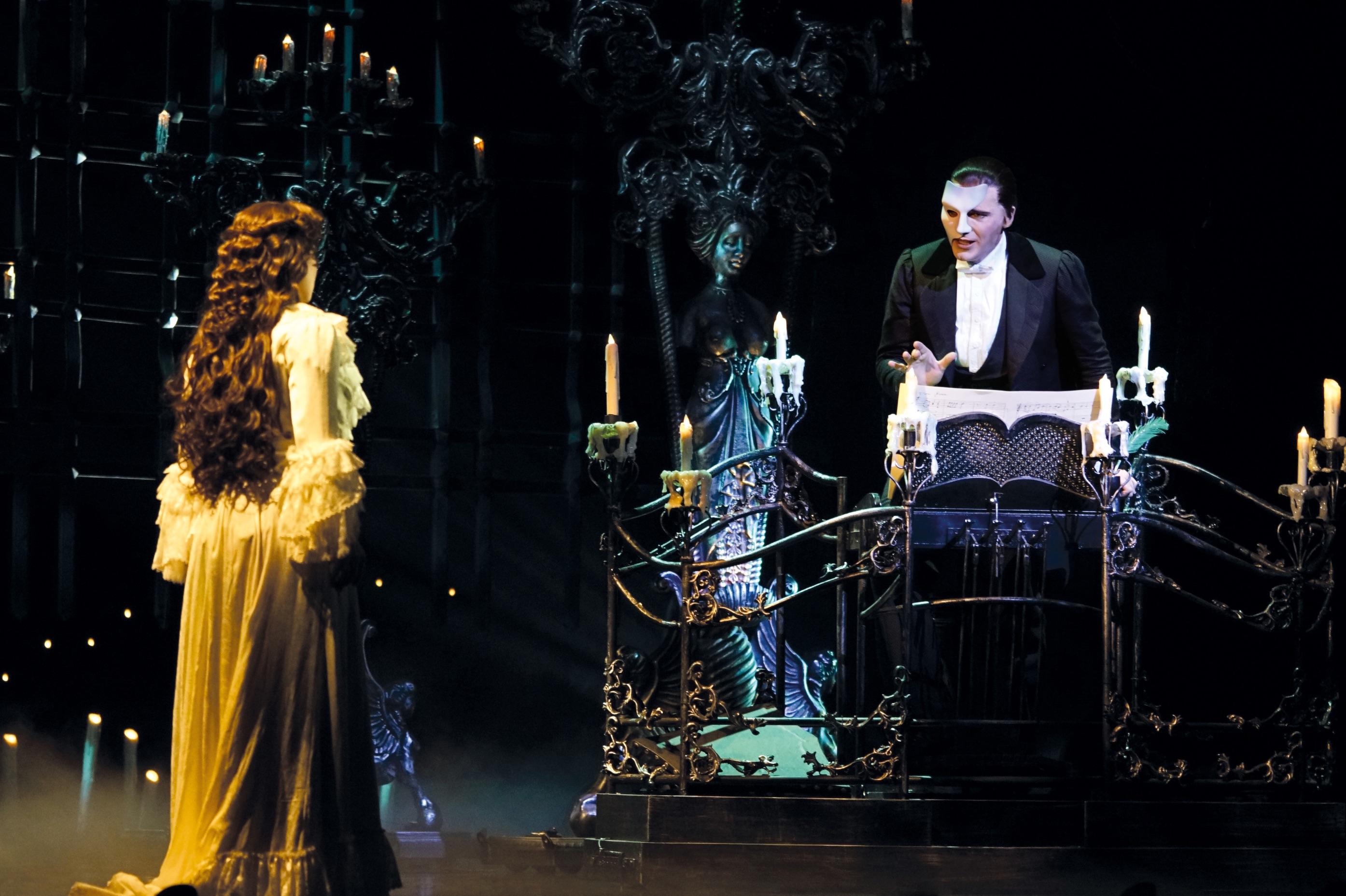 Prestige planner: The Phantom of the Opera premiers in Kuala Lumpur