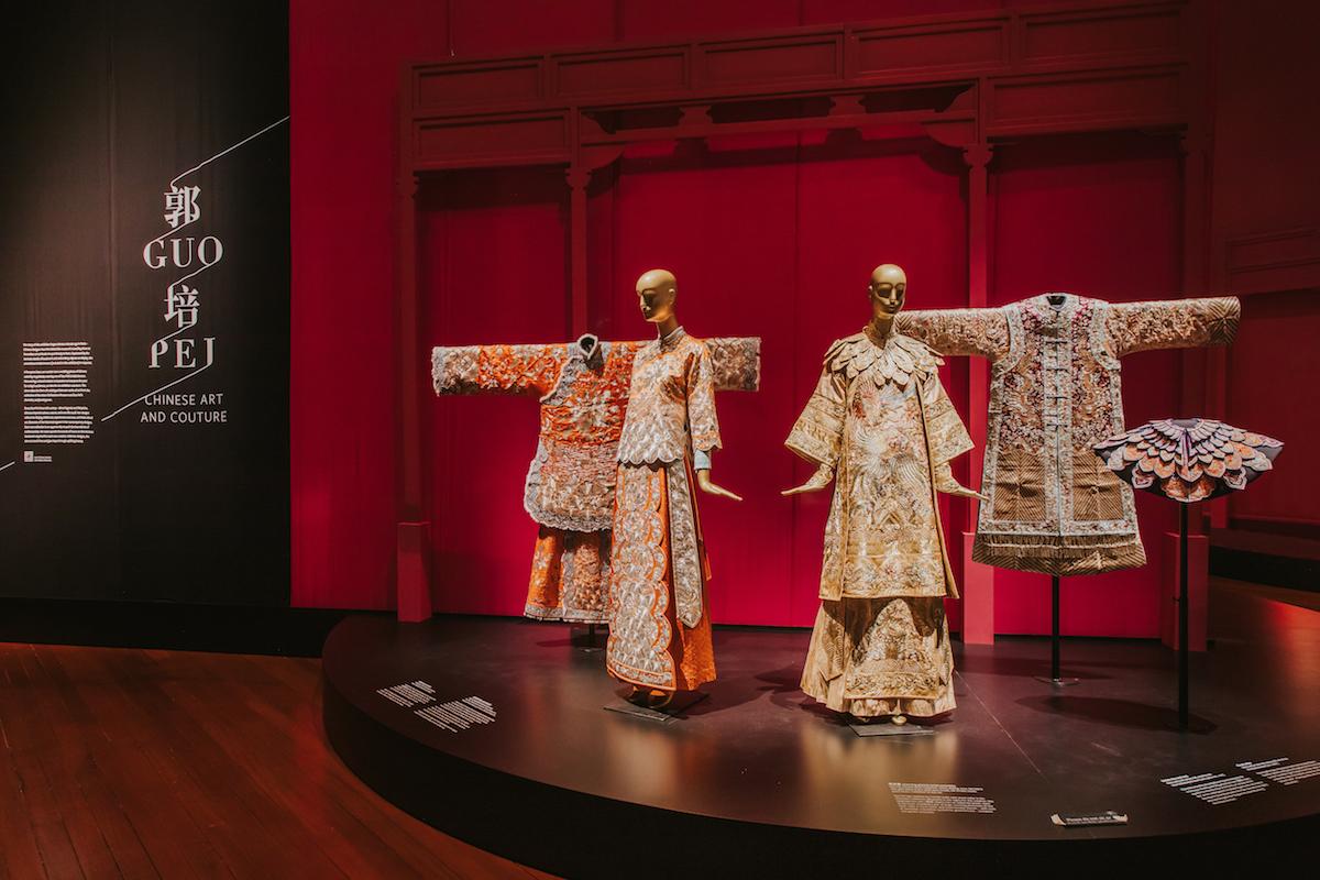 Guo Pei Asian Civilisation Museum