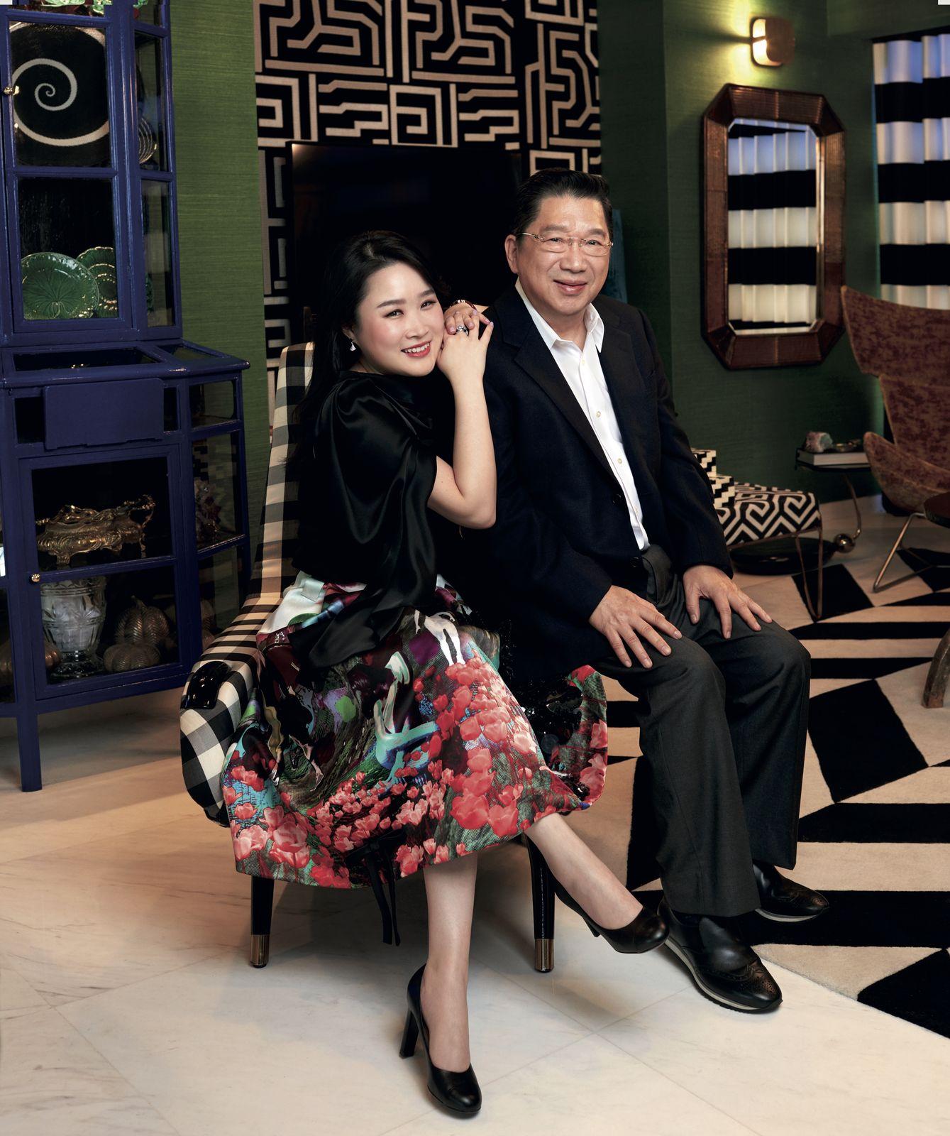Lam Tong Loy and Lam Tze Tze