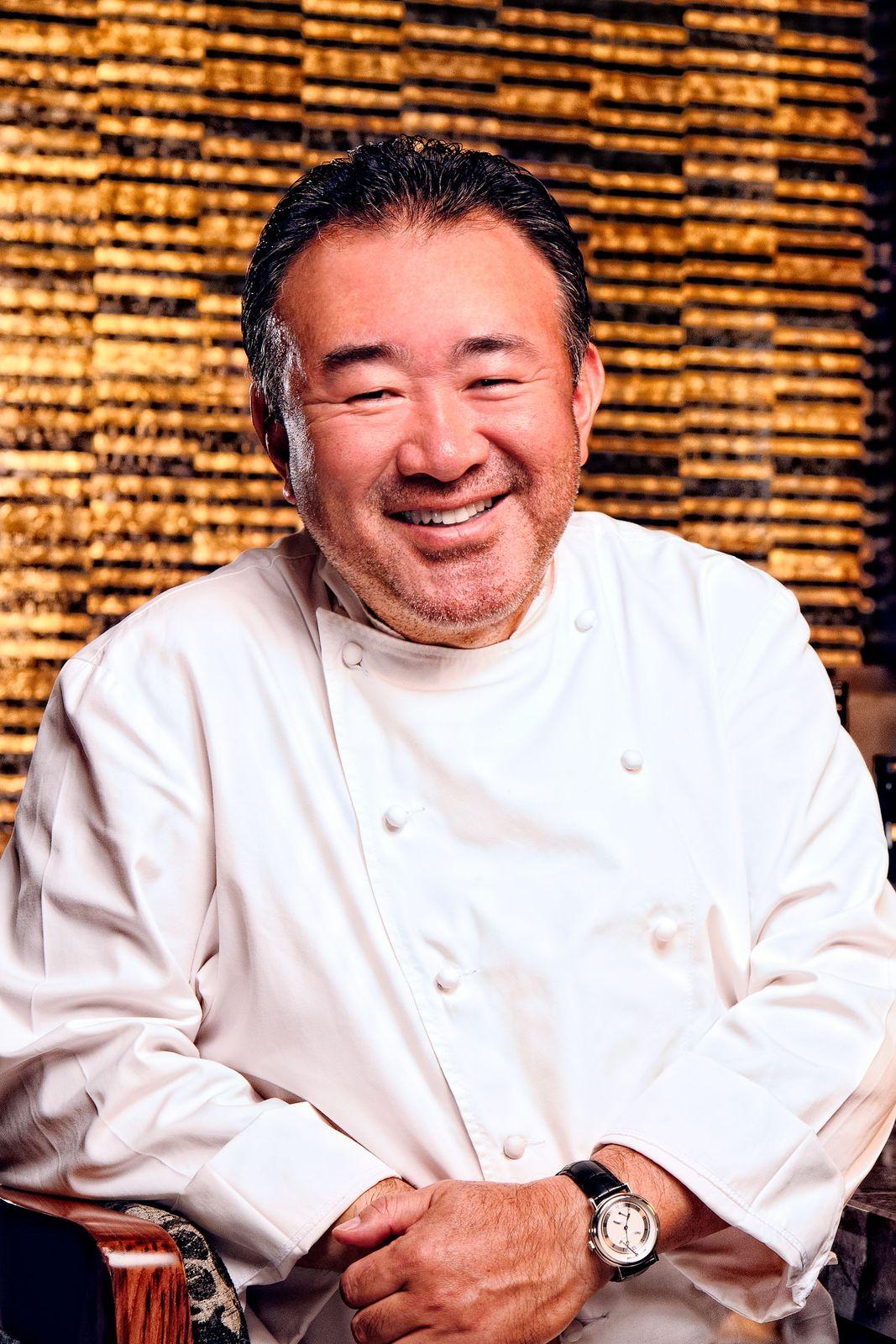 Chef Tetsuya Wakuda