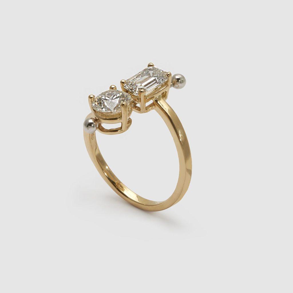 Ring by Delfina Delettrez