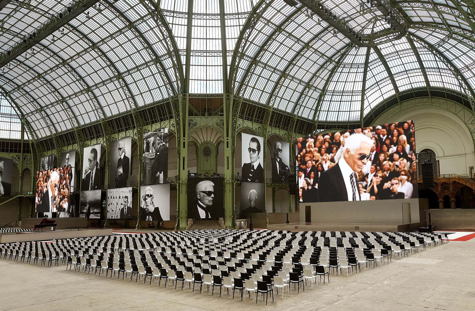 Karl For Ever Karl Lagerfeld tribute Paris 2019