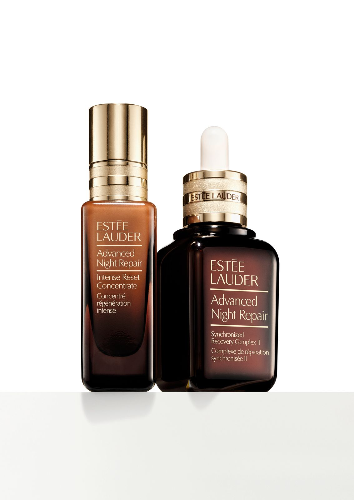 Advanced Night Repair Intense Reset Concentrate and Serum