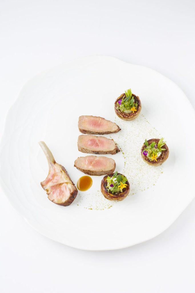 Aveyron Lamb (Photo: Raffles Singapore)