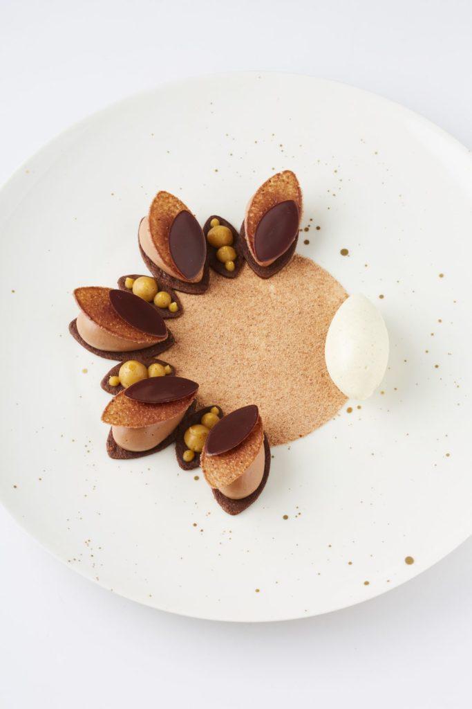 Araguani Chocolate (Photo: Raffles Singapore)
