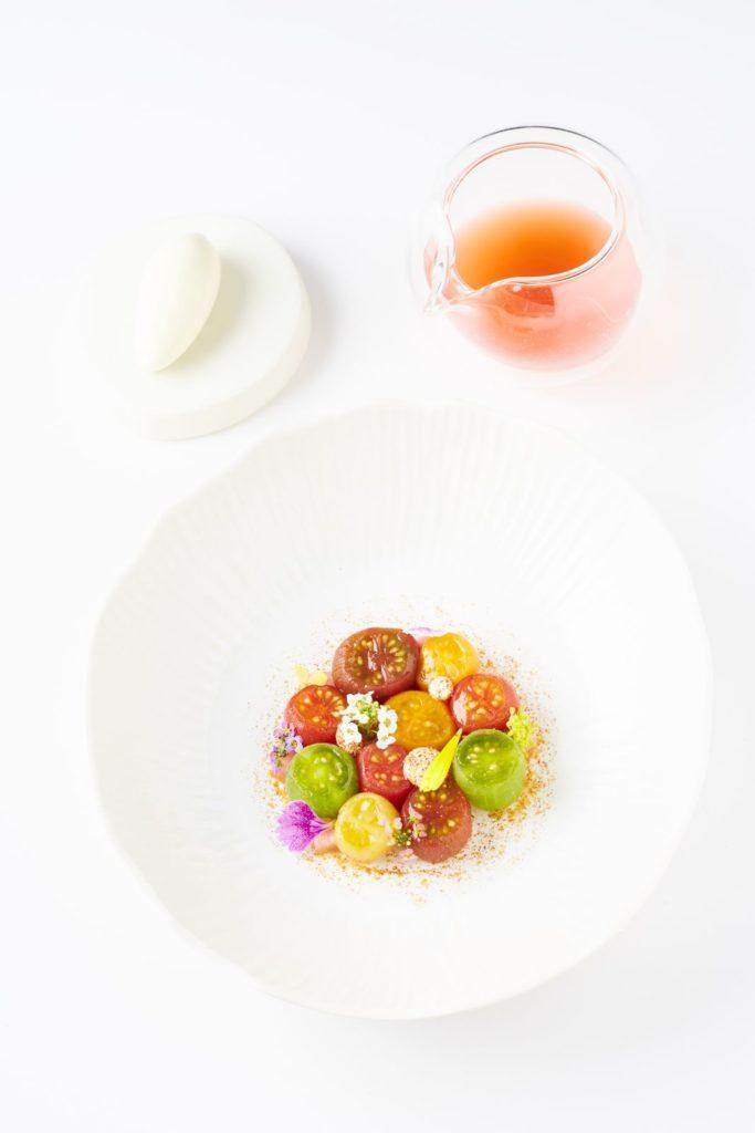 Tomato Myriad (Photo: Raffles Singapore)