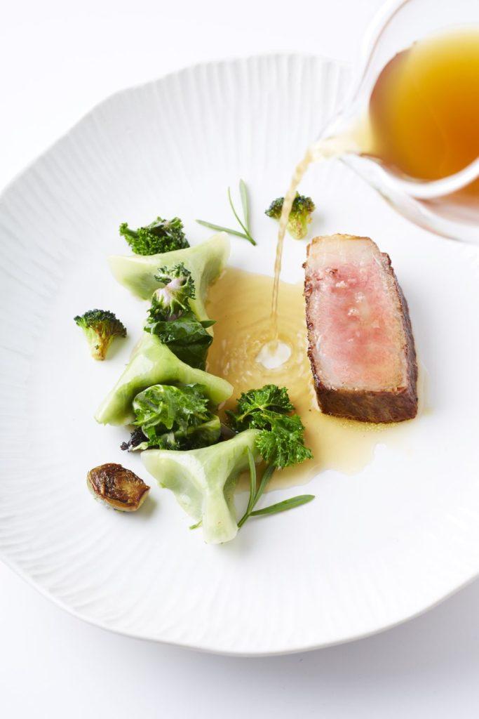 Tajima Wagyu Beef (Photo: Raffles Singapore)
