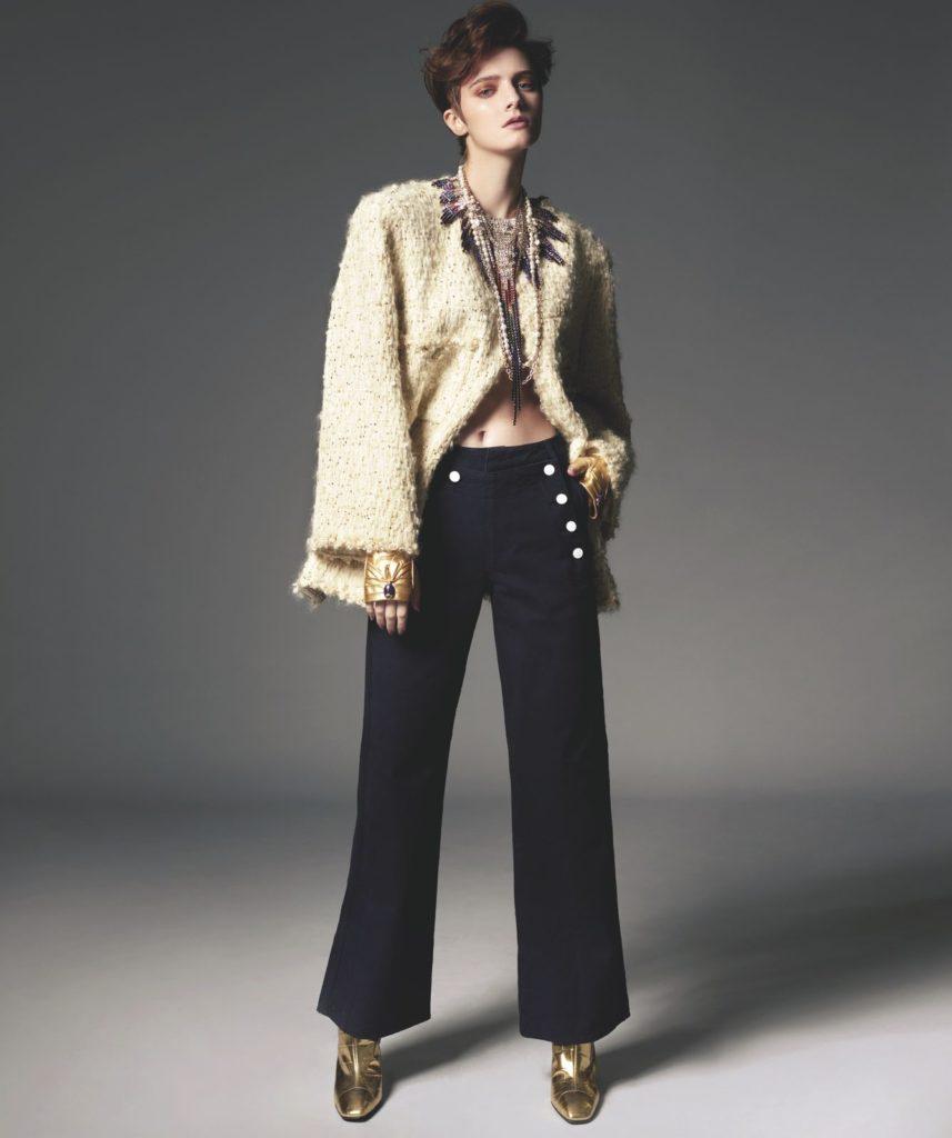 Fashion Gamine On