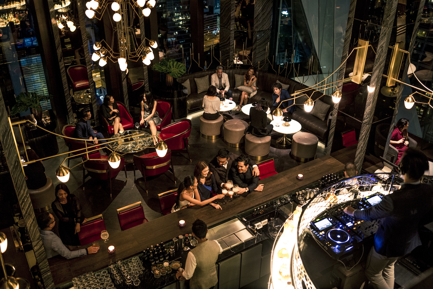 events activities bangkok penthouse bar maggie choo