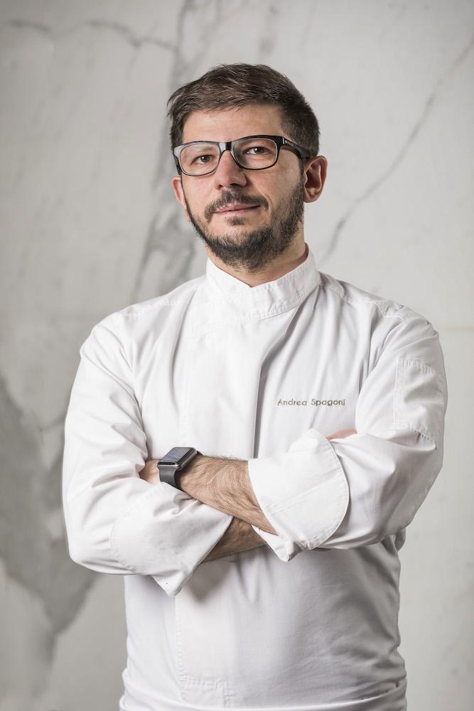 Chef Alan Geaam
