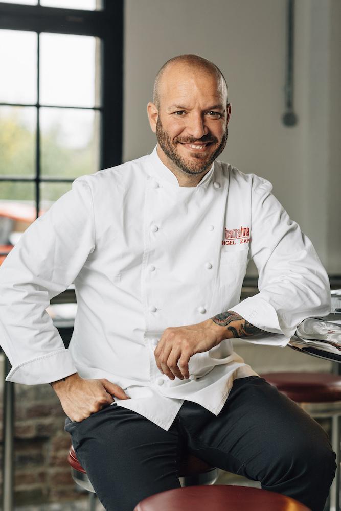 Chef Angel Zapata
