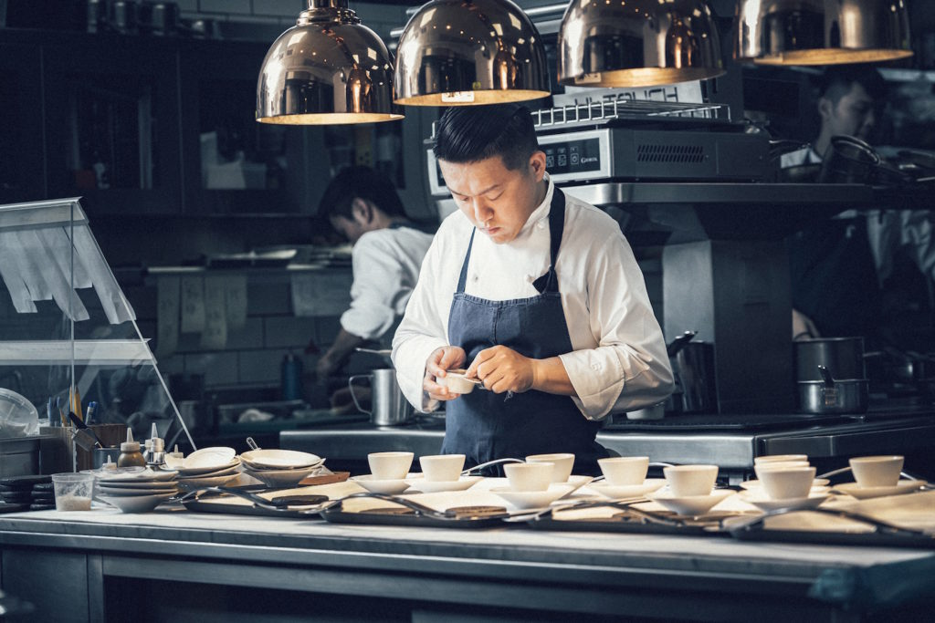 Chef Kai Ho