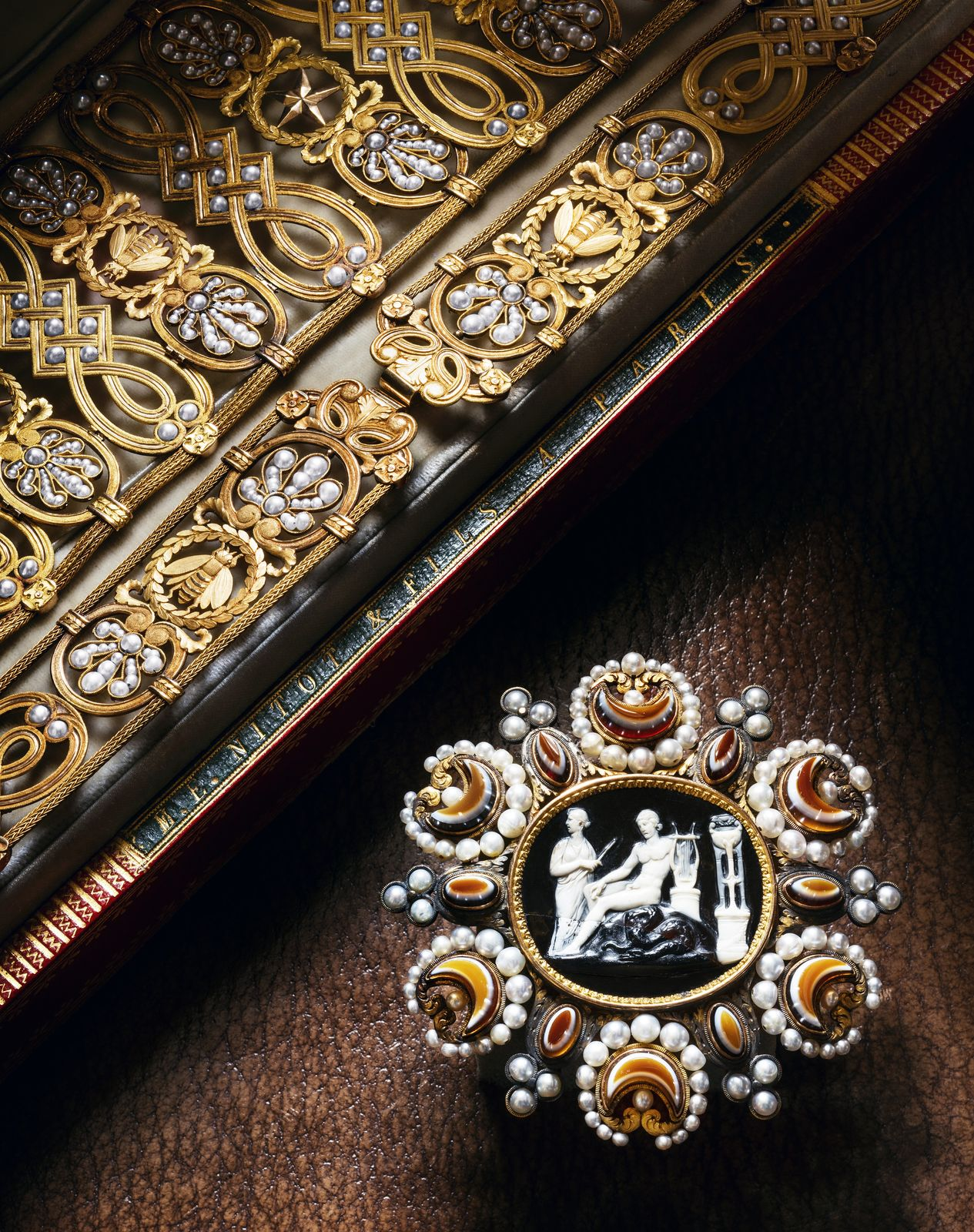'Chaumet in Majesty: Jewels of Sovereigns since 1780' exhibition is open for public viewing from now till 28 August 2019, at the Grimaldi Forum in Monaco. (Photo: Chaumet)