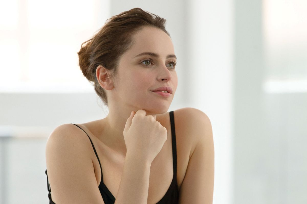 Oscar Nominated Actress Felicity Jones On The Art Of Film And Personal Beauty