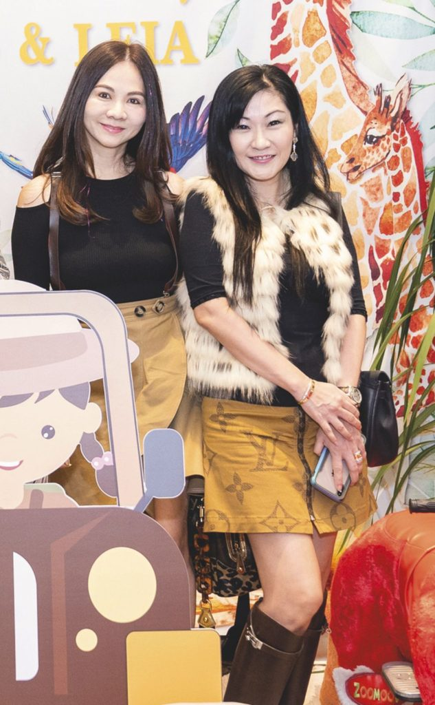 Chermaine Pang and Terence Siew celebrate twins' first birthday