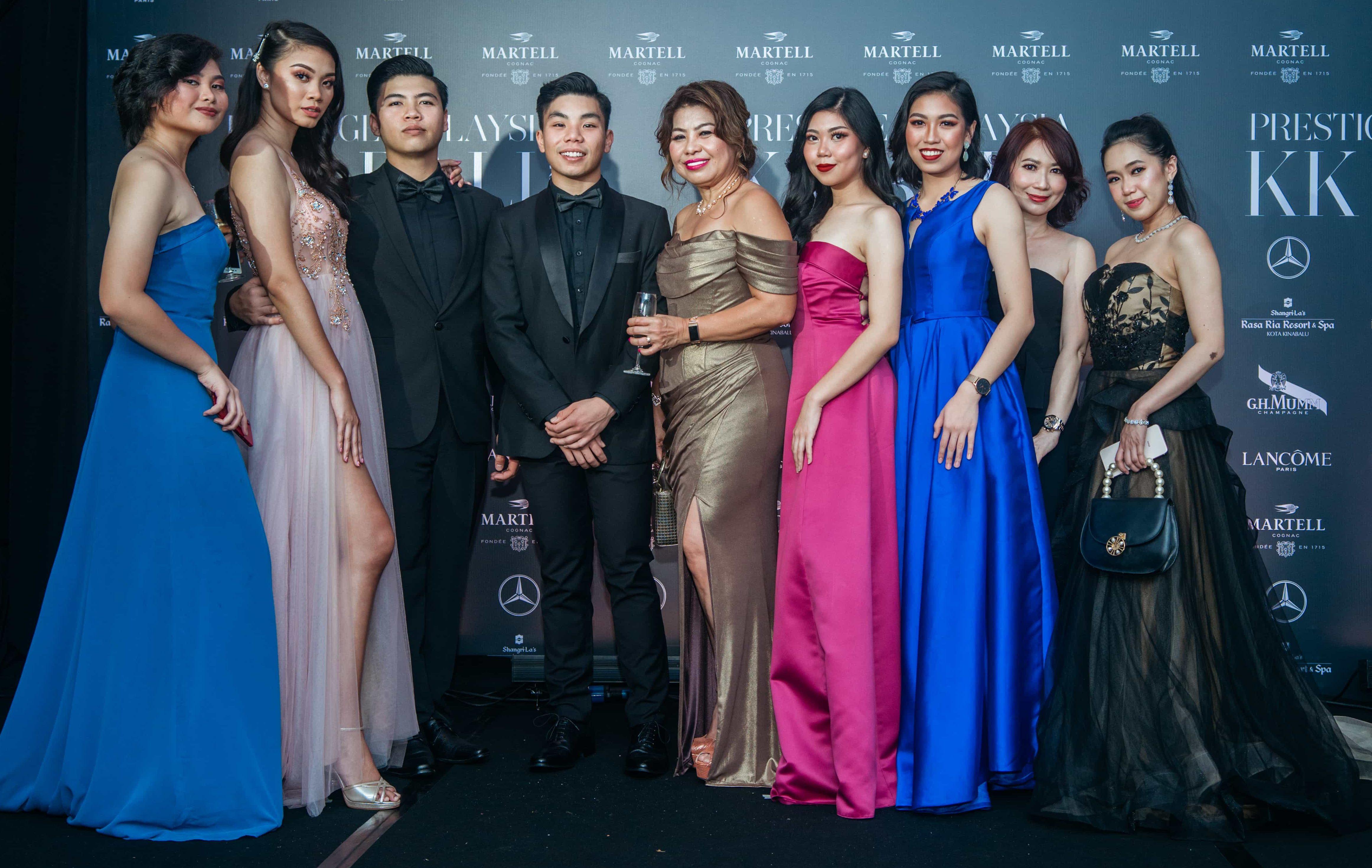 A Grand Night For Celebrations At The Prestige Kk Ball 2019 Prestige Online Malaysia