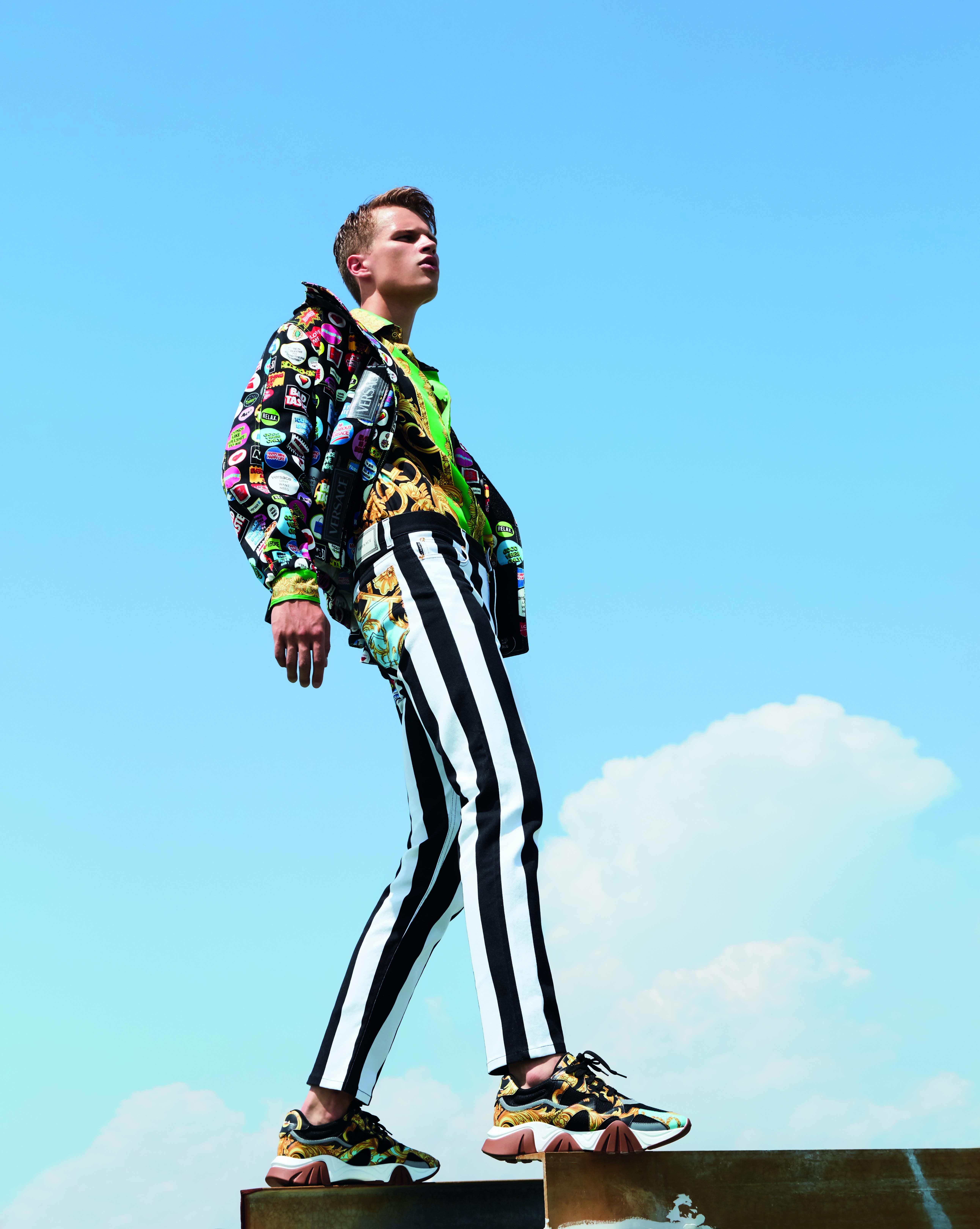 Photo Shoot: Menswear Redefined