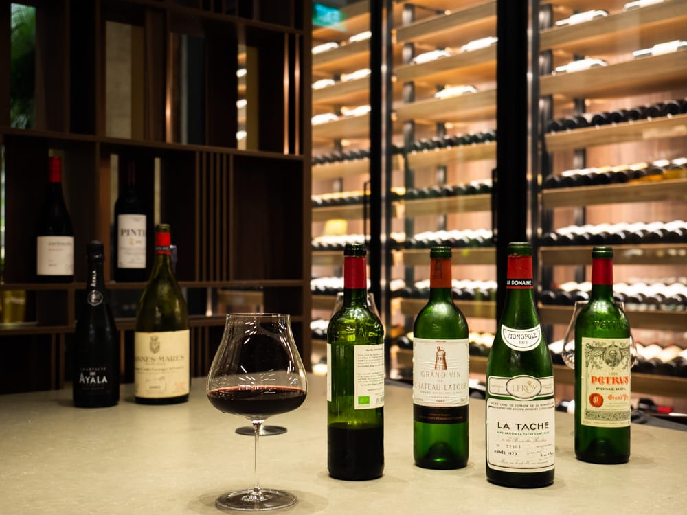 Grand Cru Wine Concierge