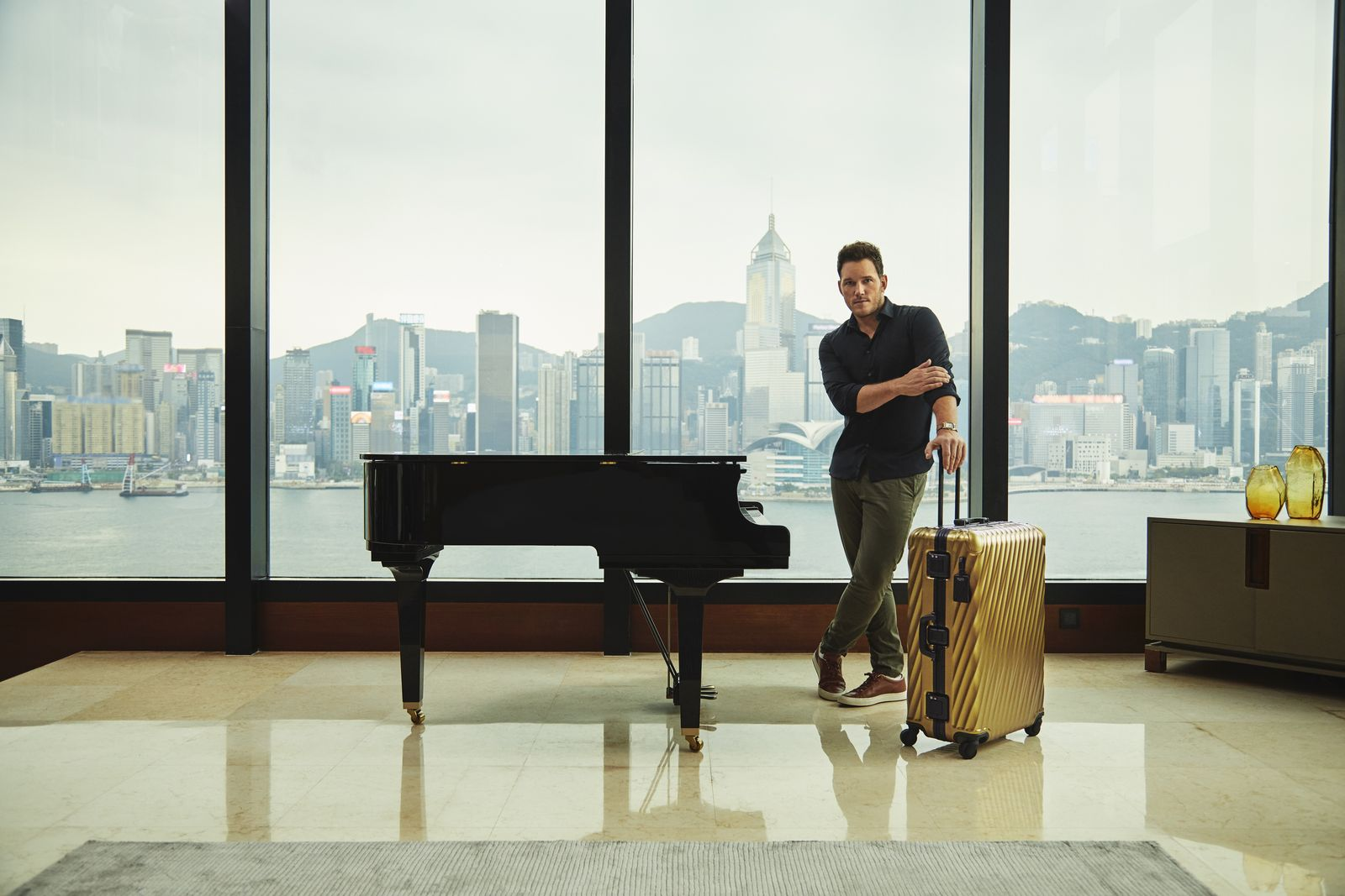 Globetrotters can rest easy with TUMI's reliable travel gear