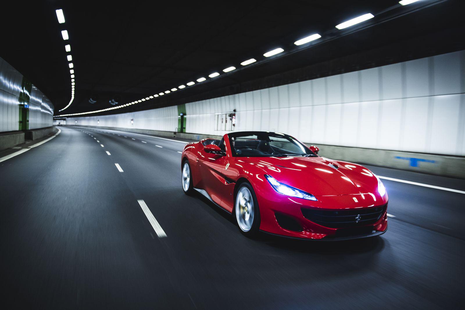 Ferrari Portofino (Photo: Ferrari)
