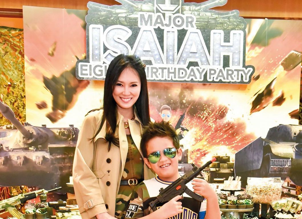Event photo gallery: Isaiah Goh turns 8