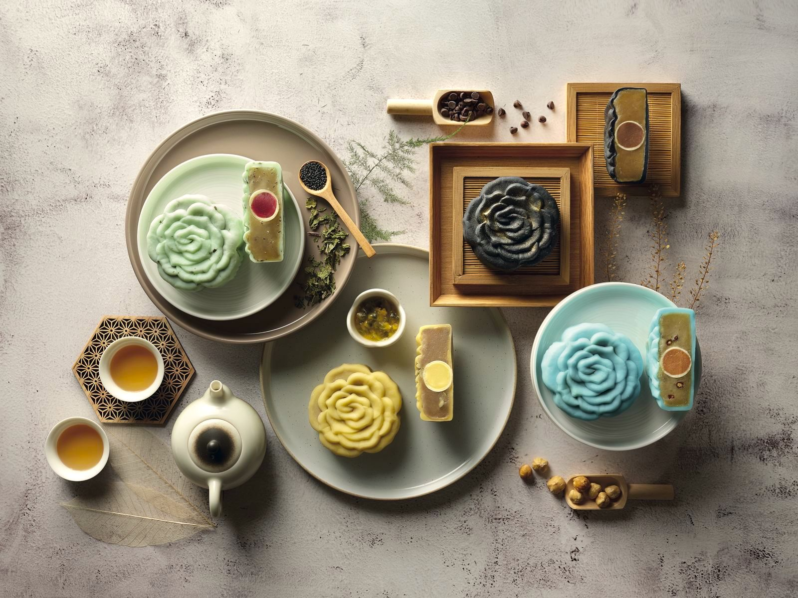Where to find some of the tastiest mooncakes mooncakes